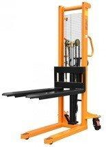 02861559 Masztowy wózek paletowy (udźwig: 1000 kg, długość wideł: 1150mm, wysokość podnoszenia: 1600mm)