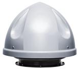 08549367 Wentylator promieniowy dachowy BULLET-315-N (obroty synchroniczne: 2480 1/min, moc: 242 W, wydajność wentylatora: 1500 m3/h)