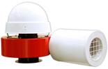 08549388 Wentylator promieniowy dachowy z wylotem poziomym WPA-11-D-3-N 400V (obroty synchroniczne: 3000 1/min, moc: 5,5 kW, wydajność wentylatora: 8050 m3/h)