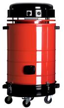 08549613 Urządzenie filtrowentylacyjne z turbiną ssącą, wersja z manualną regeneracją filtra SPLENDID VAC 200-S (pojemność zbiornika: 15 dm3, moc: 1,6 kW, wydajność: 225 m3/h)