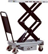 310568 Ruchomy stół podnośny elektryczny ES80D (udźwig: 800 kg)