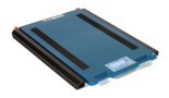 38547910 Waga podkładkowa z legalizacją bezprzewodowa (udźwig: 6000 kg, podziałka: 2 kg, wymiary: 950x500 mm)