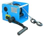 4498727 Ręczny wciągnik linowy z przekładnią zębatą Tractel® CAROL™ TR150 (bez liny, udźwig: 150 kg)