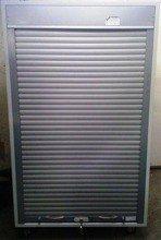 77157092 Szafa biurowa z żaluzją aluminiową, 2 przestawiane półki (wymiary: 1250x800x460 mm)