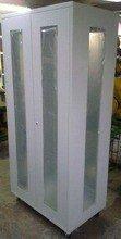 77157251 Szafa narzędziowa przeszklona na kółkach (wymiary: 2000x970x600 mm)