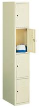 99552289 Szafka ze schowkami 0,8-1,0mm, 4 drzwi (wymiary: 1800x400x490 mm)