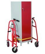 99724838 Wózek do transportu maszyn, mebli GermanTech (udźwig: 600 kg)