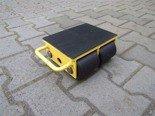 DOSTAWA GRATIS! 12235590 Wózek stały 4 rolkowy, rolki: 4x kompozyt (nośność: 8 T)