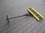 DOSTAWA GRATIS! 12267440 Wózek skrętny 16 rolkowy, rolki: 16x stal (nośność: 22 T)