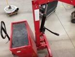 DOSTAWA GRATIS! 61768920 Żuraw hydrauliczny ręczny z przeciwwagą (udźwig: od 150 do 350 kg)