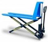 DOSTAWA GRATIS! 62666834 Wózek paletowy nożycowy (udźwig: 1000kg, długość wideł: 1500mm, zakres podnoszenia: 90-800mm)