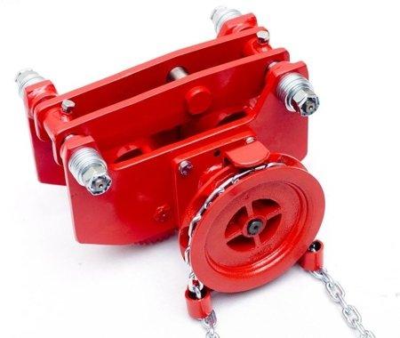 9588169 Wózek szynowy do wciągników przejezdnych WS-15P (udźwig: 1,5 T)