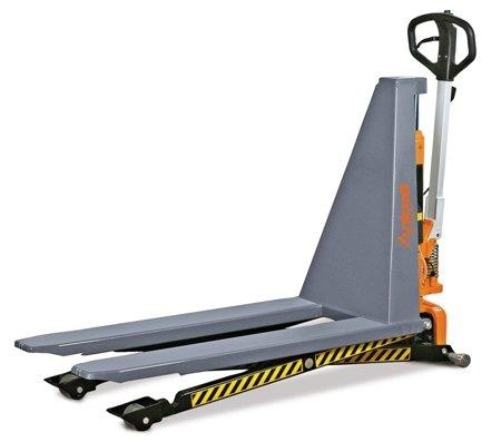 DOSTAWA GRATIS! 32269535 Kombinowany nożycowy wózek paletowy elektrohydrauliczny Unicraft (udźwig: 1000 kg, długość wideł: 1170mm, wysokość podnoszenia: 800mm)