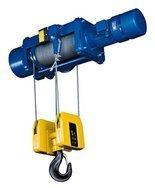 02874851 Wciągnik linowy stacjonarny elektryczny, sterowanie-kaseta, układ lin-4/1 (uźwig: 2000 kg, wysokość podnoszenia: 10m)