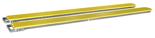 33954999 Nakładki na widły pokryte poliuretanem do wózka widłowego miproFork TWP-N 200x60 (długość wideł: 800 mm) cena za parę