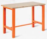 99551603 Stół warsztatowy (wymiary: 850-900x1245x620 mm)