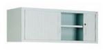 99551706 Nadstawka do szaf biurowych 1,0mm, 2 drzwi żaluzjowe, 1 półka (wymiary: 465x800x435 mm)