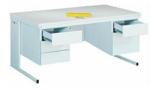 99551875 Biurko, 5 szuflad (wymiary: 740x1600x800 mm)
