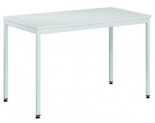99551887 Stół biurowy prostokątny, wersja: lux (wymiary: 740x800x600 mm)