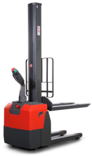 99746697 Wózek paletowy elektryczny GermanTech (udźwig: 1000 kg, długość wideł: 1150 mm, wysokość podnoszenia: 1600 mm)