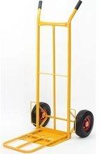BEDREW Wózek młynarka, transportowy, 2 podesty (udźwig: 250 kg, wymiary podestu: 40x30 / 32,5x55 cm) 18677154