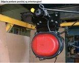 Begor Wyciągarka elektryczna  z ręcznym wózkiem jezdnym na belce IPE200 230V (udźwig: 650 kg, wysokość podnoszenia: 15m) 28876639