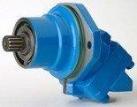 DOSTAWA GRATIS! 01538914 Silnik hydrauliczny wielotłoczkowy osiowy Hydro Leduc (objętość robocza: 80 cm³, maks. prędkość ciągła: 4500 min-1 /obr/min)