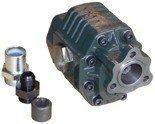 DOSTAWA GRATIS! 01539259 Pompa hydrauliczna zębata Hipomak Hydraulic (objętość robocza: 61 cm³, prędkość obrotowa maksymalna: 1800 min-1 /obr/min)