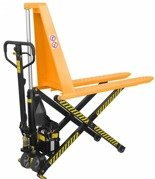 DOSTAWA GRATIS! 02869879 Nożycowy wózek paletowy elektryczny (udźwig: 1000 kg, długość wideł: 1170mm, wysokość podnoszenia: 800mm)