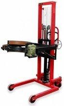 DOSTAWA GRATIS! 03010019 Wózek podnośnikowy ręczny do beczek (udźwig: 400 kg)
