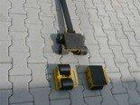 DOSTAWA GRATIS! 12235615 Zestaw wózków, rolki: 8x nylon (nośność: 8 T)