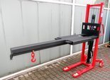 DOSTAWA GRATIS! 29073256 Trawersa do wózka widłowego (udźwig: 1500 kg/500 mm , 650 kg/1460 mm)