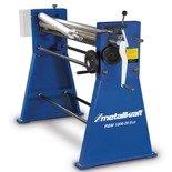 DOSTAWA GRATIS! 32269320 Ręczna walcarka do blachy Metallkraft RBM 1000-20 Eco (szerokość gięcia: 1000mm, maks. grubość blachy: 2,0mm)