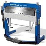 DOSTAWA GRATIS! 32269347 Ręczna zaginarka do blachy Metallkraft (maks. szerokość robocza: 1020mm, maks. grubość blachy: 2,0mm)