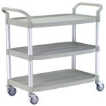 DOSTAWA GRATIS! 39955501 Wózek warsztatowy, 3 półki