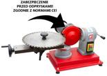 DOSTAWA GRATIS! 44353138 Ostrzarka do pił widiowych Holzmann (dla długości tarcz: 80-700 mm)