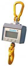 DOSTAWA GRATIS! 44930021 Waga hakowa /dynamomentr ze stałą szaklą i hakiem z zabezpieczeniem Tractel® Dynafor™ MWX (udźwig: 6,3 T)