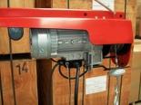 DOSTAWA GRATIS! 55547195 Wciągarka budowlana linowa elektryczna (udźwig: 200 kg, długość liny: 25m)