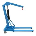 DOSTAWA GRATIS! 61764868 Żuraw hydrauliczny ręczny, wąski i niski (udźwig: od 500 do 1000 kg)