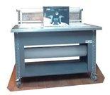 DOSTAWA GRATIS! 91073675 Stół do pakowania na kółkach (blat: 120x78 cm, wys: 78 cm)