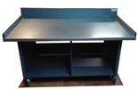 DOSTAWA GRATIS! 91073683 Stół do pakowania na kółkach (blat: 150x78 cm, wys: 78 cm)