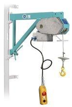 JANTA Wciągarka linowa budowlana z przedłużanym wysięgnikiem (udźwig: 200 kg, wysokość podnoszenia: 30 m) 05668340