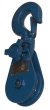 Krążek rozbieralny (udźwig: 4 T, średnica liny: 10-12 mm) 33977433