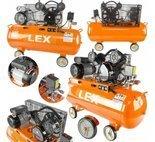 LETA Kompresor olejowy sprężarka (ciśnienie robocze: 8 Bar, pojemność zbiornika: 100 litrów, moc kW: 2.8kW) 21777649