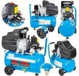 LETA Kompresor olejowy sprężarka (ciśnienie robocze: 8 Bar, pojemność zbiornika: 24 litry, moc kW: 2,8kW) 21777685