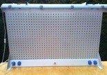 Nadbudowa wysoka z oświetleniem i listwą elektryczną (wymiary: 980x1500 mm) 77157004