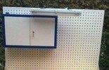 Nadbudowa wysoka z oświetleniem i szafką (wymiary: 1500x970 mm) 77157005