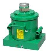 Podnośnik hydrauliczny jednotłokowy (wysokość podnoszenia min/max: 275/408mm, udźwig: 50T) 6276352