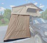 Przedsionek namiotu Alaska wersja Long (rozmiar: 190 cm, kolor: pomarańczowy) 81877916