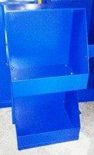 Szafa 2 poziomowa na sorbenty (wymiary: 1300x700x450 mm) 77170790